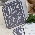 Vintage Affair - Save The Date Cards