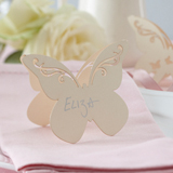 Flutter-by - Place Card Ivory